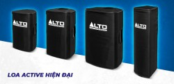 Tại sao nên chọn loa Alto trong dàn âm thanh karaoke?