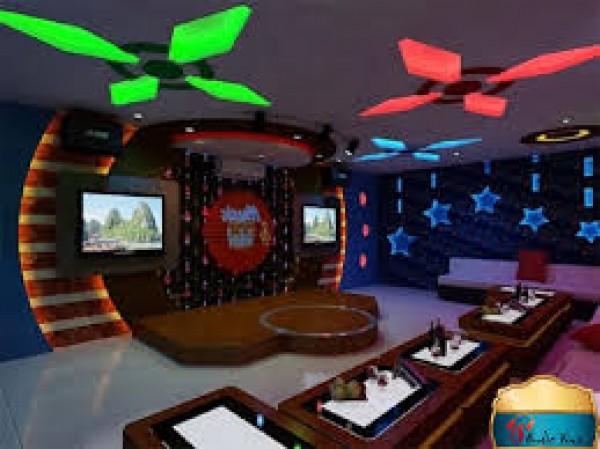 Top 15 mẫu phòng karaoke đẹp nhất và sang trọng nhất