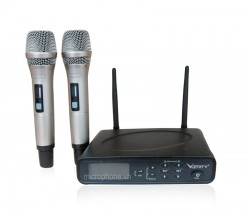 Vietktv VK-406 A Micro không dây karaoke thế hệ mới được yêu thích