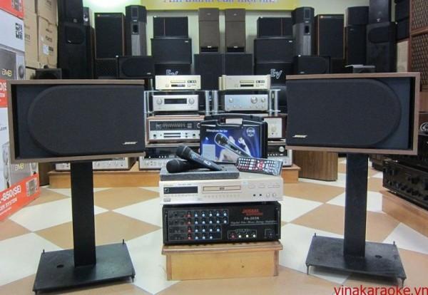 Vina karaoke đơn vị tiên phong lĩnh vực phân phối thiết bị karaoke