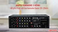 Amply karaoke Arirang SPA-203IIIB