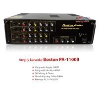 Amply karaoke Boston PA 1100II