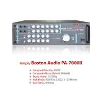 Amply karaoke Boston PA 7000II