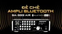 Amply karaoke Paramax SA-999 Air New