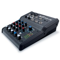 Bàn mixer Alto ZMX100FX (4 kênh/USB)
