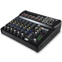 Bàn mixer mini Alto ZMX122FX (8 kênh/2 bus)