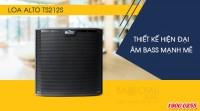 Sub điện Alto TS212S (bass 30cm)