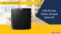 Loa Sub điện Alto TS215S (bass 40)