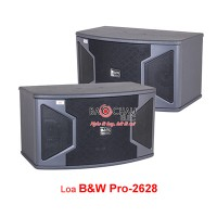 Loa karaoke B&W PRO 2628