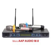 Micro AAP audio M8