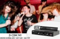 Micro D-Com 741