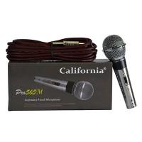 Micro có dây california PRO 565M