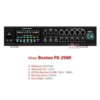Mixer Boston PA 298K