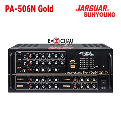 Amply Jarguar Suhyoung PA 506N Gold