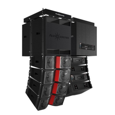 Bộ loa line array Audiocenter 01