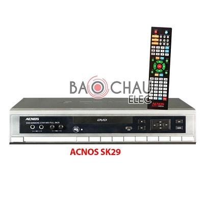 Đầu karaoke Acnos SK29