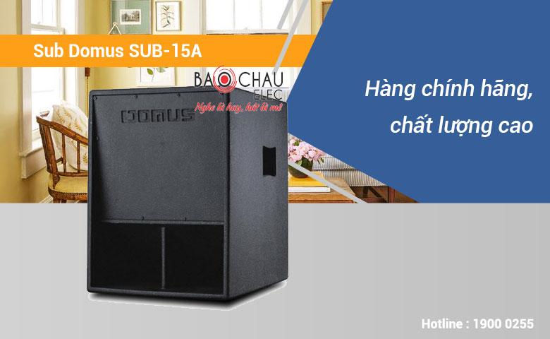 Loa sub Domus 15W (EX 500A)