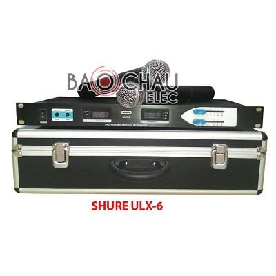 Mic không dây Shure ULX-6