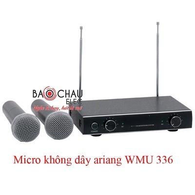 Micro không dây arirang WMU 336