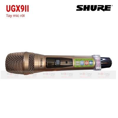 Tay micro không dây Shure UGX9II
