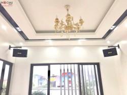 Bộ dàn karaoke BMB của gia đình anh Liên ở Bắc Ninh (BMB 300SE, Jamo J10, 303E Classic, Paramax 8000)