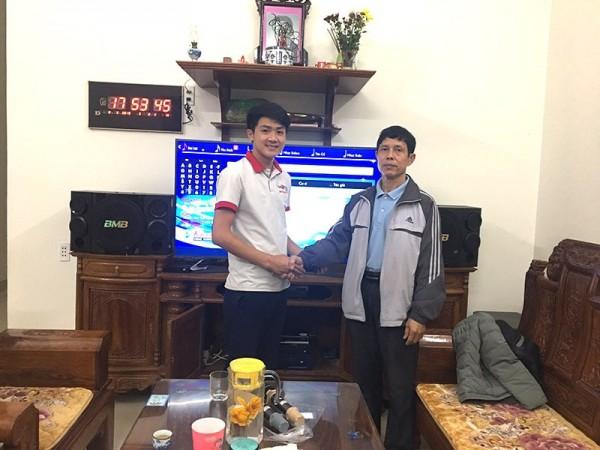 Bộ dàn karaoke BMB của gia đình chú Hậu ở Hải Phòng