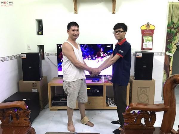 Bộ dàn karaoke Domus cực hay tại Biên Hoà, Đồng Nai