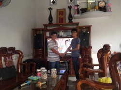 Dàn karaoke BMB của gia đình anh Thành ở Vĩnh Cửu - Đồng Nai (BMB 2012C, Catking Q13, Catking Q8, JBL KX180, BCE VIP3000, V18S)