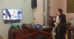 Lắp đặt dàn karaoke gia đình gần 50 triệu cho anh Hoàn tại Nguyễn Xiển HN (JBL 4010, SAE PKM 6.5, JBL KX180, BCE UGX12, SW300)