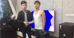 Lắp đặt dàn karaoke JBL cho gia đình anh Đáng tại Hà Đông, Hà Nội (KES6120, Crown T7, JBL KX180, BCE UGX12, Klipsch R115SW)