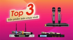 Top 3 Micro không dây tốt nhất, bán chạy tại Bảo Châu ELec
