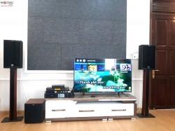 Các vấn đề cần quan tâm để thiết kế phòng karaoke gia đình chuẩn đẹp