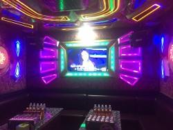 Lắp đặt hệ thống 5 phòng hát kinh doanh quán karaoke Thanh Nga ở Thạch Thất