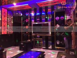 Rủi ro khi chọn nhầm đơn vị thiết kế phòng karaoke gia đình kém chất lượng