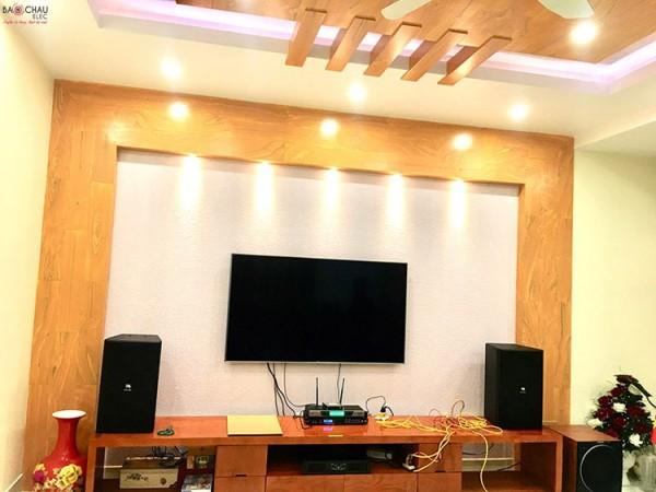 Sự khác nhau giữa thiết kế phòng karaoke gia đình và kinh doanh chuyên nghiệp