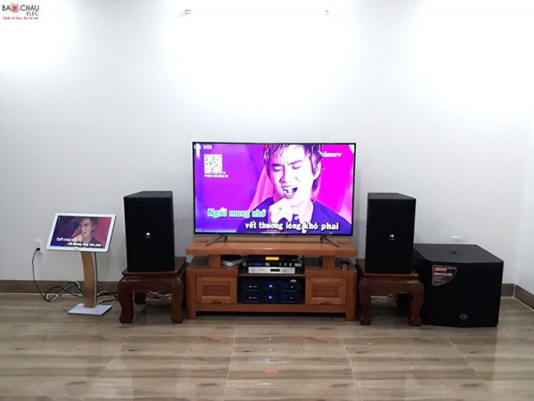 Tại sao nên thiết kế phòng karaoke gia đình?