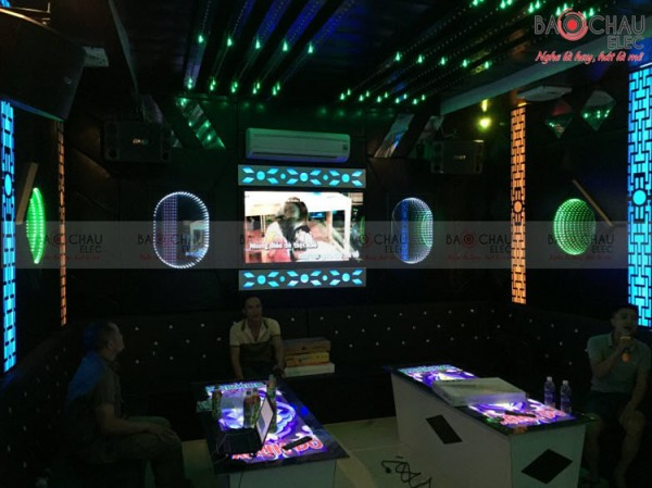 Yêu cầu trong thiết kế phòng karaoke chuyên nghiệp