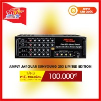 Amply Jarguar Suhyoung 203 Limited Edition