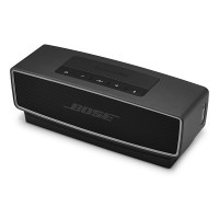 Loa Bose Soundlink Mini II, Xám đen