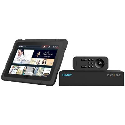 Bộ đầu Hanet PlayX One 2TB + Smartlist