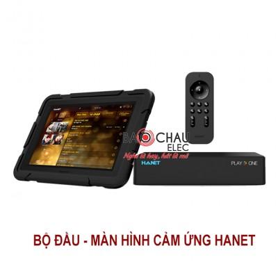 Đầu karaoke Hanet PlayX One 4TB + Smartlist