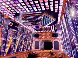 Ánh sáng trong thiết kế phòng karaoke kinh doanh