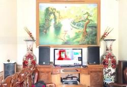 Bộ dàn karaoke Alto cực hay cho gia đình anh Thịnh ở Hưng Yên ( Alto AT2000, BCE 9200+, BCE 6200)