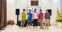 Bộ dàn karaoke JBL cao cấp của anh Hà tại La Phù, Hà Nội ( KP4012, Famous 7406, SAE CT6000, KX180, VIP-3000, BJ-W66Plus)