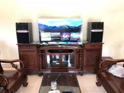 Bộ dàn karaoke JBL trị giá hơn 25 triệu của gia đình anh Dân ở Hà Nam ( Ki 510, CT6000, X5 Plus, U900 Plus)