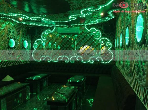 Có bao nhiêu phong cách thiết kế phòng karaoke kinh doanh?
