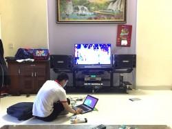 Dàn karaoke BMB gia đình anh Oanh ở Cổ Mễ, Bắc Ninh ( BMB 2000C, SAE PKM 8.5, DSP 9000, U900 Plus New )