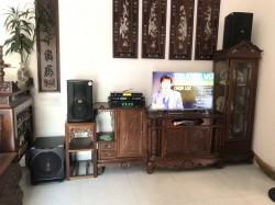 Dàn karaoke BMB trị giá 51 triệu đồng của gia đình anh Tân ở Hải Dương ( 2010C, Sub 2000, 9200+, TX 650Q, UGX12 Gold)
