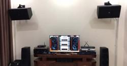 Dàn karaoke JBL cao cấp cho gia đình anh Mạnh ở Thủ Dầu Một - Bình Dương ( KP4012, KX180, VIP-3000, Crown T7, Plus 3TB)