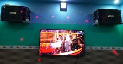 Lắp đặt phòng hát chuyên nghiệp cho anh Hữu tại Gia Bình - Bắc Ninh (BMB 2000C, Ki82, Famous 7406, BCE 9200+, BCE UGX12, TS212S)